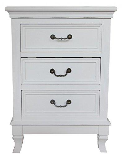 kommode wei antik look best awesome kommode nachttisch. Black Bedroom Furniture Sets. Home Design Ideas