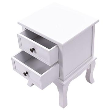 Nachttisch nachtkonsole nachtkommode nachtschrank tisch for Jugendzimmer tisch