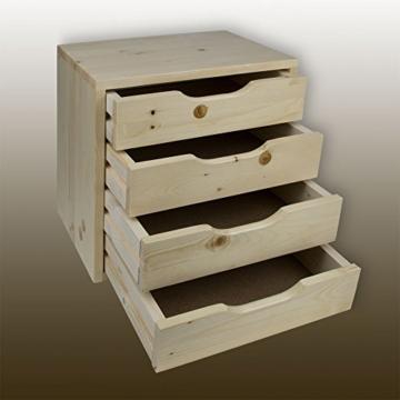 schubladenbox holzbox nachttisch klassisch jugendstil braun schublade schr nkchen holz. Black Bedroom Furniture Sets. Home Design Ideas