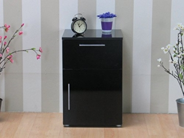 nachttisch schwarz fr fabulous cool schwarz nachttisch. Black Bedroom Furniture Sets. Home Design Ideas